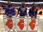 TF North's Bailey Brothers Pull off Historic Feat by Winning Three Wrestling State Titles