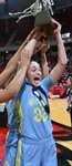Maine West senior Angela Dugalic Named 2020 Illinois Ms. Basketball
