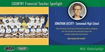 COUNTRY Financial Teacher Spotlight: Jonathan Liechty