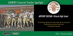 COUNTRY Financial Teacher Spotlight: Anthony Sheehan, Richards High School