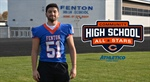 Fenton's Eric Moreno Named Chicago Bears Community High School All-Star Award Winner