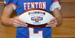 Fenton's Nickolas Benn Named Chicago Bears Community High School All-Star Award Winner