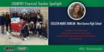 COUNTRY Financial Teacher Spotlight: Colleen Marie Duncan, West Aurora High School