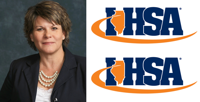 "Susie Knoblauch Returns ""Home"" To IHSA Staff"