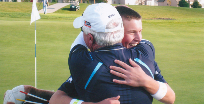 100 Years of IHSA Boys Golf: State Championship Reflections from Joe Carlson, St. Viator, 2008 State Champion