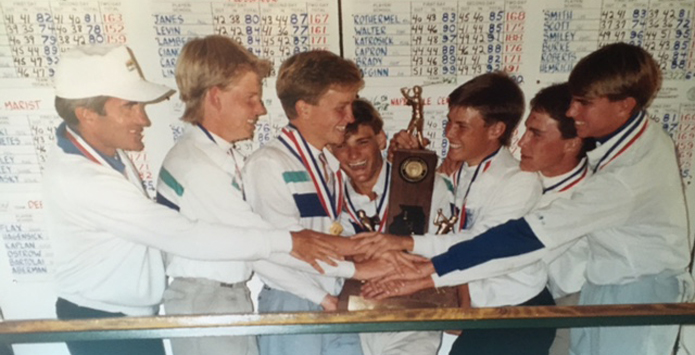 100 Years of IHSA Boys Golf: State Championship Reflections from Ryan Graff, Quincy, 1990 State Champion