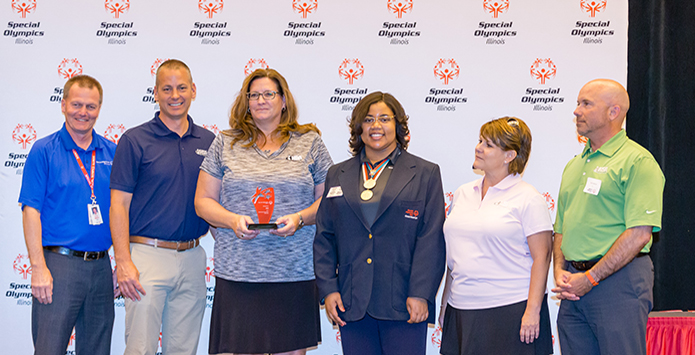 Special Olympics Illinois Names IHSA Outstanding Organization of the Year