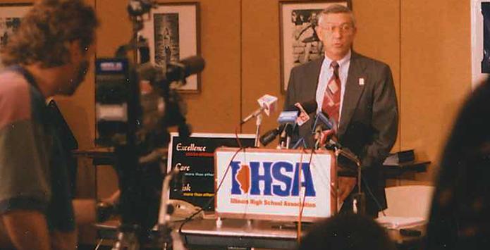 Former IHSA Executive Director David Fry Dies at 77