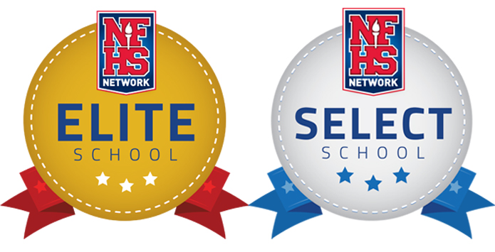 24 IHSA School Broadcasting Programs Named Elite and Select by the NFHS Network