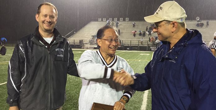 2015-16 IHSA Distinguished Media Service Award – Bob Sakamoto