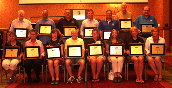 2012-13 IHSA Officials of the Year
