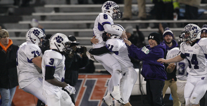 Wilmington's Jordan Sarr Wins State Championship With Field Goal as Time Expires
