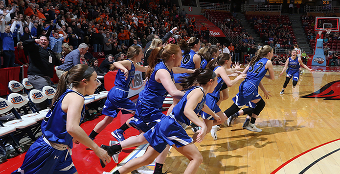 Geneva Girls Basketball Beats Buzzer In Semifinal, State Championship Games En Route To First Title