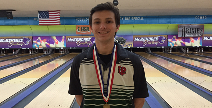 LaSalle-Peru's Nate Stubler Sets Boys Bowling State Final Record With 3,116 Pinfall