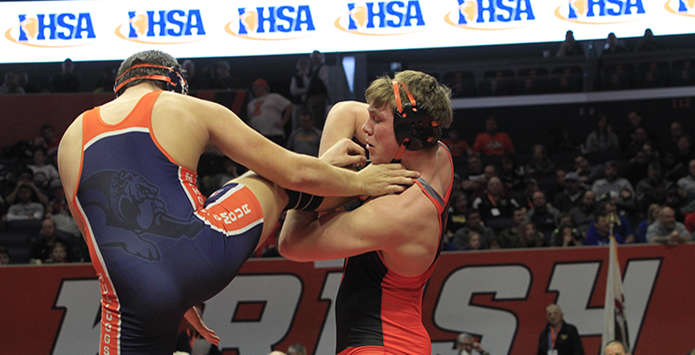 Washington Wrestler Jacob Warner Named All-American by USA Today