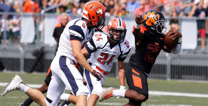 Naperville North Football 42-Point Comeback Is One For The Ages