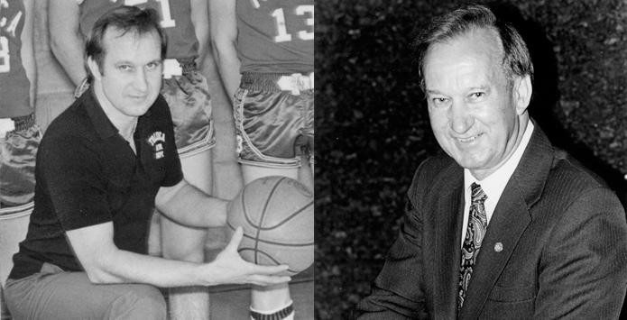 Legendary Basketball Coach Chuck Rolinski Passes Away