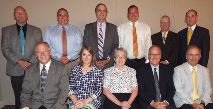 2014 IHSA Distinguished Service Award Winners
