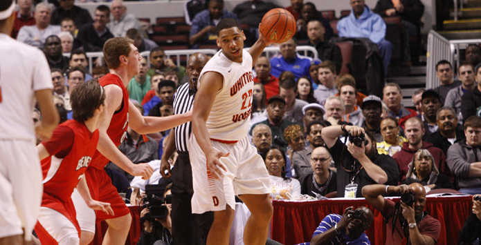 Whitney Young's Jahlil Okafor First From Illinois To Win Morgan Wootten Player of the Year Award