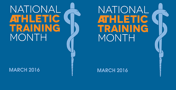 IHSA Celebrates National Athletic Training Month