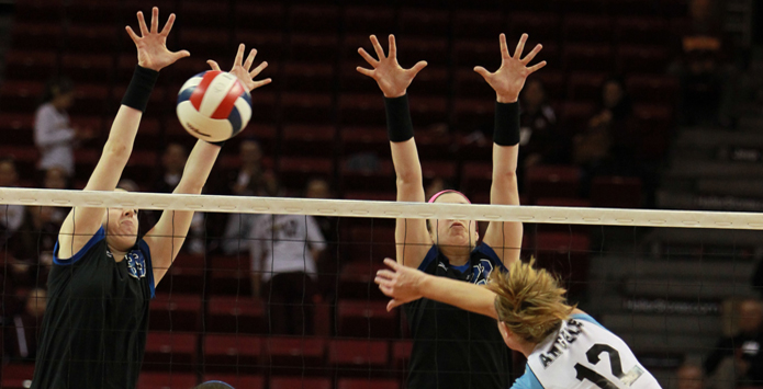 Champaign-Urbana News-Gazette 2014 Girls Volleyball All-State Team