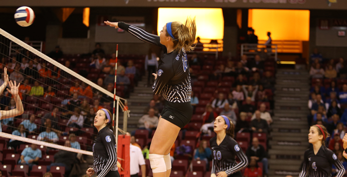 St. Francis' Molly Haggerty Named Gatorade Illinois Volleyball Player of the Year