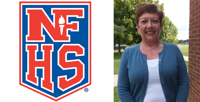 Belleville East's Carol Harms Honored With NFHS Speech, Debate, Theatre Educator Award