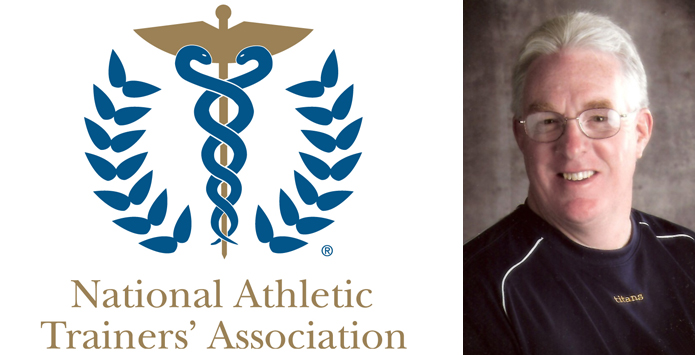 Longtime Glenbrook South ATC & Former NFHS SMAC Member Brian Robinson Inducted into NATA Hall of Fame