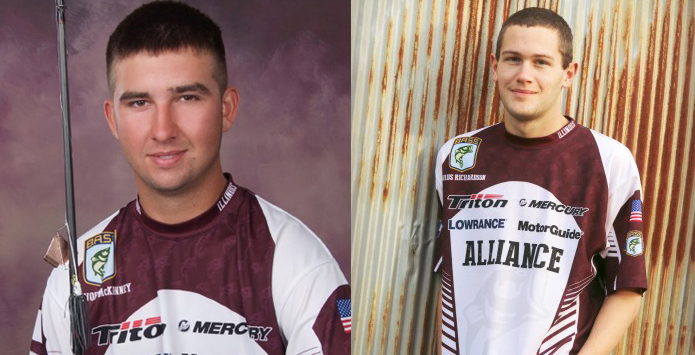 Benton Seniors Named Bass Fishing All-Americans By Bassmaster