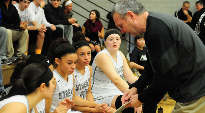 one of the winningest high school coaches in illinois state history regardless of sport has received national recognition as galesburg high school girls