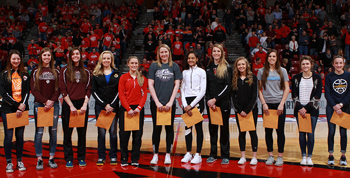 2017-18 Associated Press Girls Basketball All-State Teams