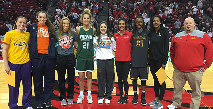 2016-17 IBCA Girls Basketball All-State Teams
