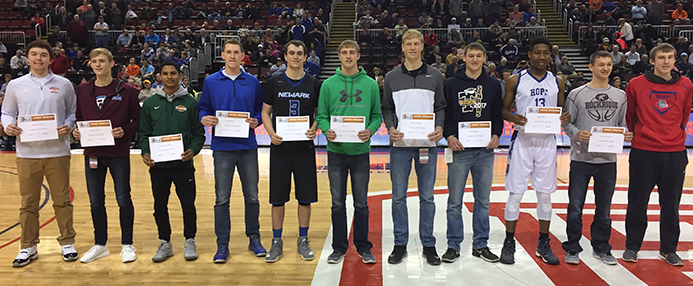 2018-19 IBCA Boys Basketball All-State Teams > IHSA