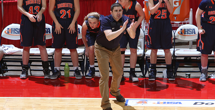 Illinois Basketball Coaches Association 2016-17 Girls Basketball Coaches of the Year