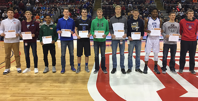 2016-17 IBCA Boys Basketball All-State Teams