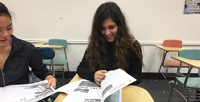 Buffalo Grove's Sabrina Kenoun Named IHSA Nominee For NFHS Heart of the Arts Award