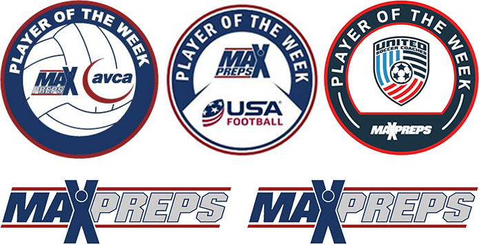 MaxPreps Football, Soccer & Volleyball Athletes of the Week