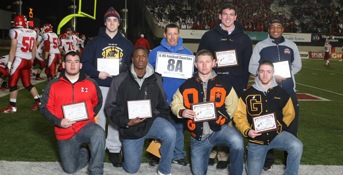 2015 Illinois High School Football Coaches Association All-State Teams