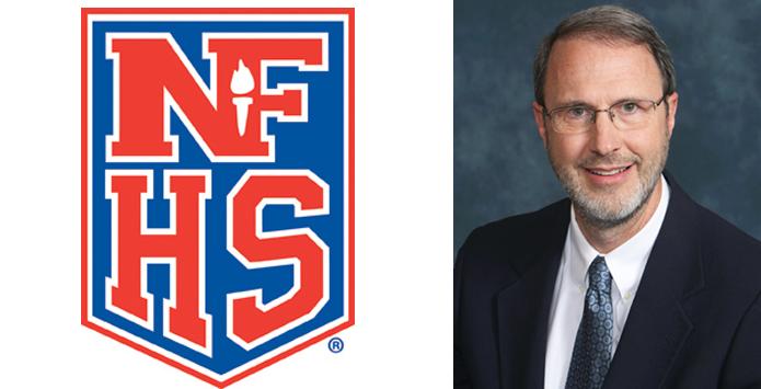 IHSA Staff Member Scott Johnson Honored With Prestigious NFHS Citation Award