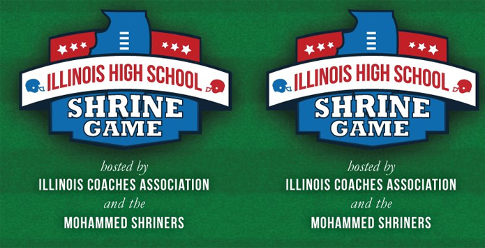 Illinois Coaches Association Announces Rosters for 41st Illinois High School Shrine Football Game
