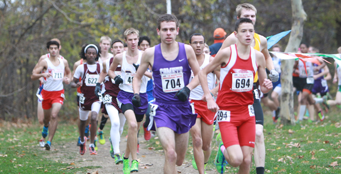Two-time XC State Champ Jon Davis Reflects on High School Experience