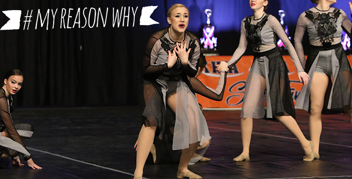 #MyReasonWhy: Mattoon High School Dancer Emily Bacino