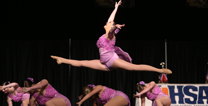 2015 IHSA Dance State Final Highlight Video