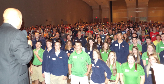 2013 IHSA Student Leadership Conference