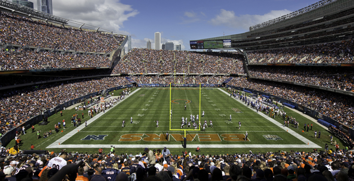Chicago Bears To Honor IHSA Football State Champions At December Packers Game