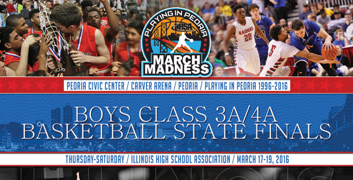 MARCH MADNESS: 2016 Class 3A & 4A Boys Basketball