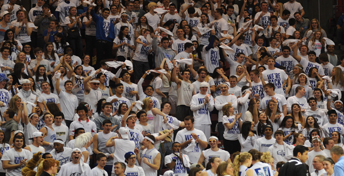IHSA Student Section Showdown to Determine the Best Student Section in Illinois
