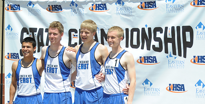 IHSA State Track & Field to Remain at EIU's O'Brien Field Through 2022