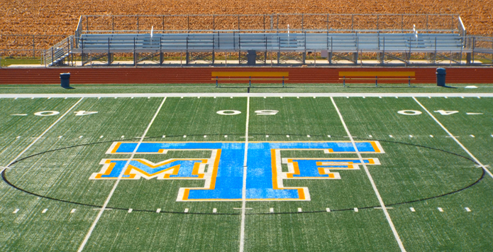 Maroa-Forsyth High School's WALTER BOYD FIELD