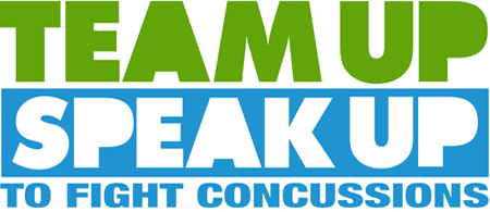 Team Up, Speak Up To Fight Concussions